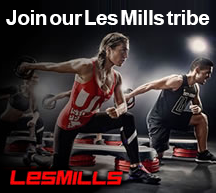 Want to join our Les Mills tribe?