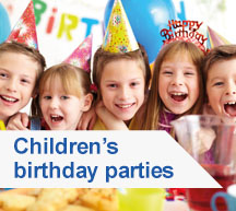 Children's parties